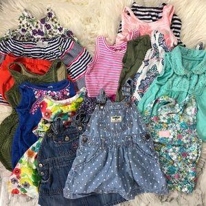 Toddler 18-24 / 2T Summer Bundle Lot